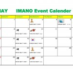 イベントカレンダー5月